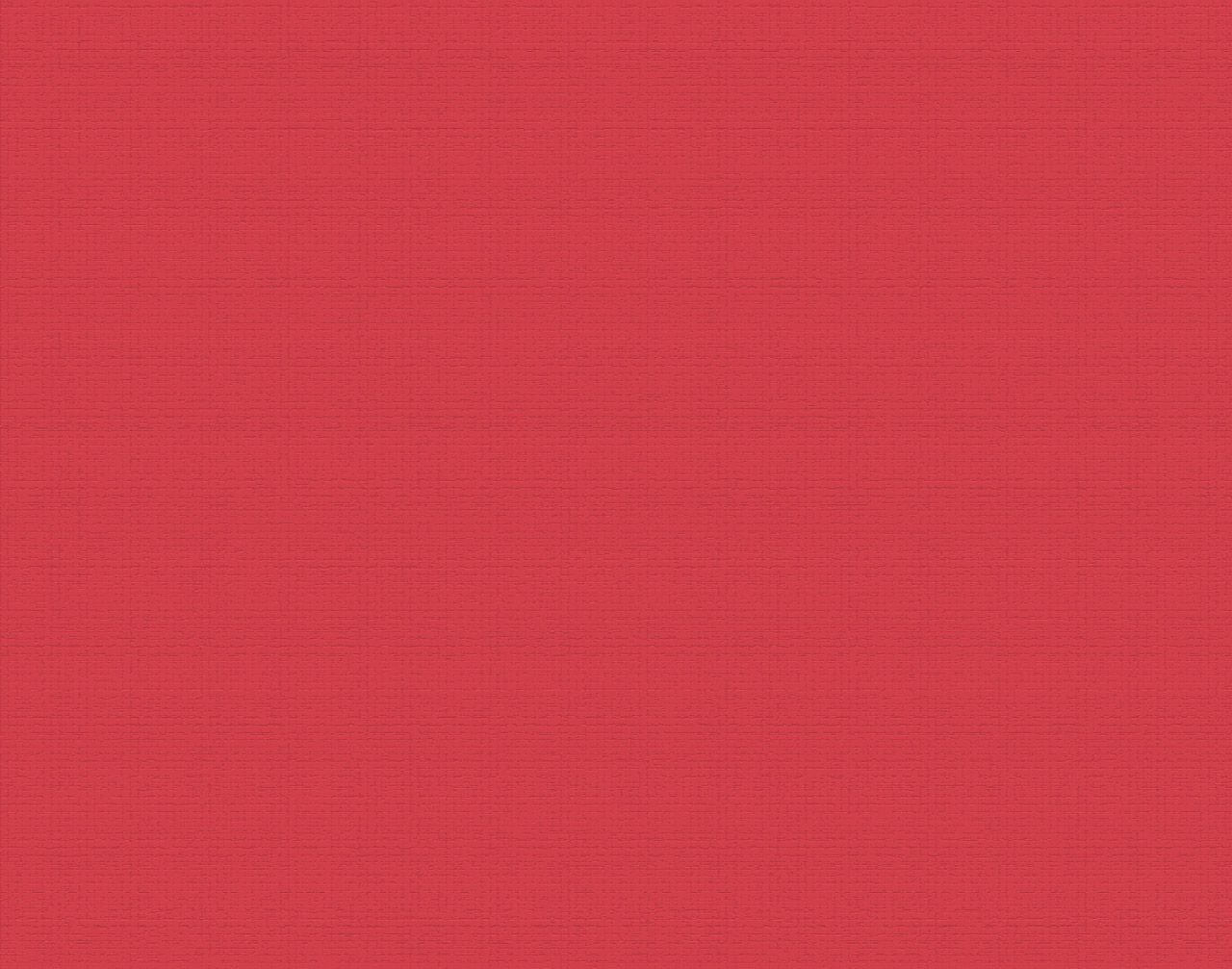 Solid Red Color Background Texture