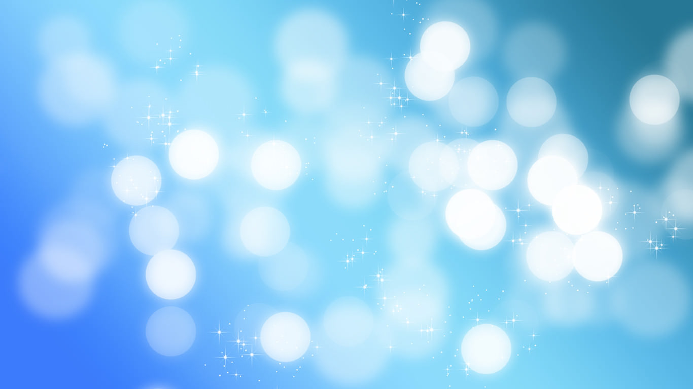 Sparkling Bokeh Wallpaper