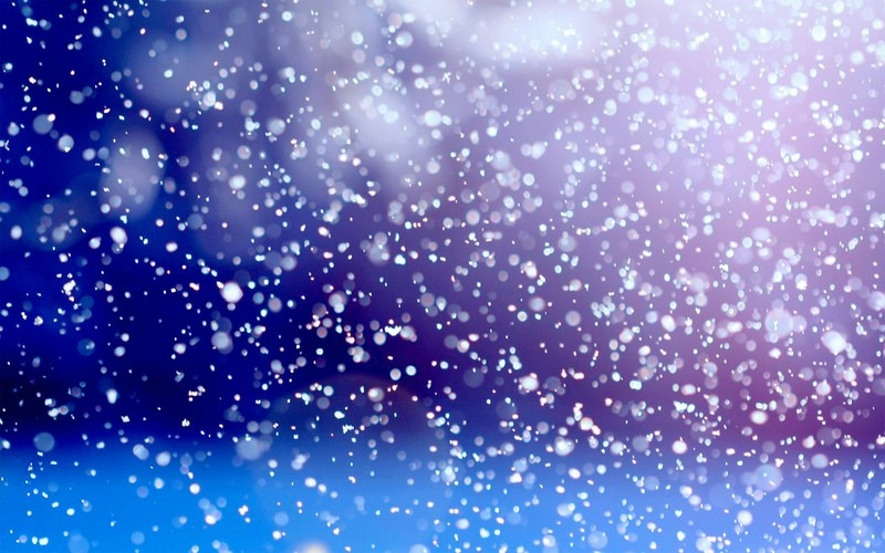 Sparkling Snowflake BAckground For you