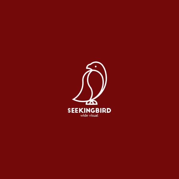 Spiritual Sun Bird Logo