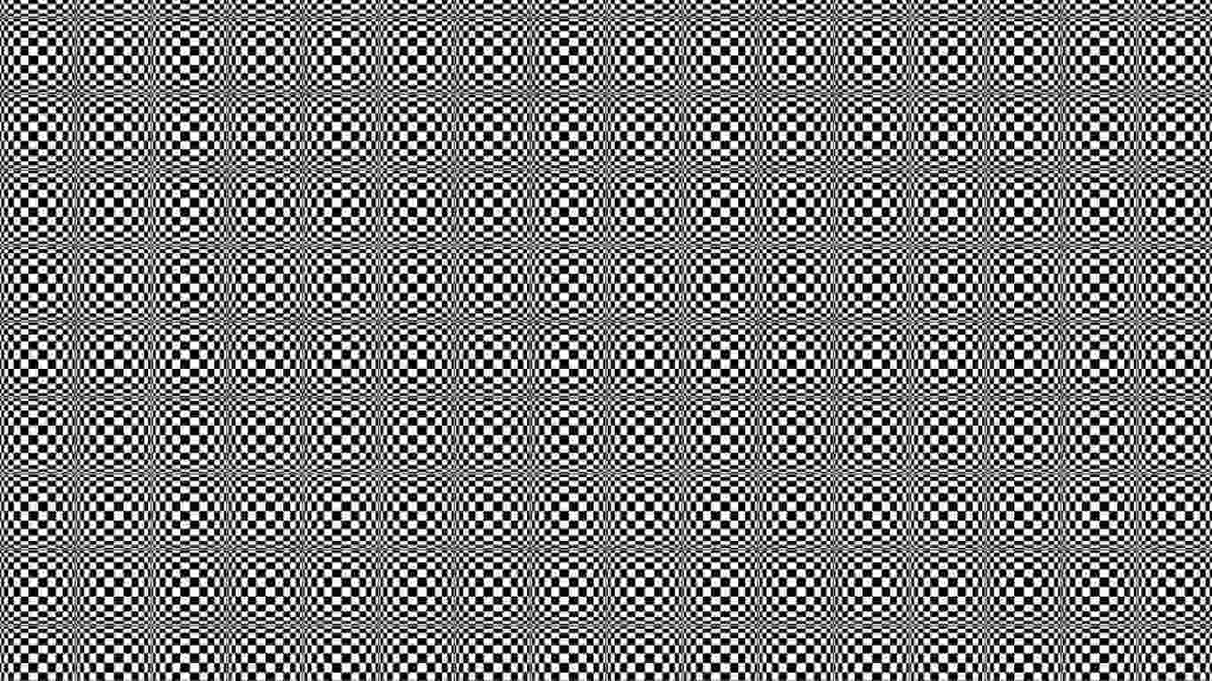 Square Checker Moving Wallpaper