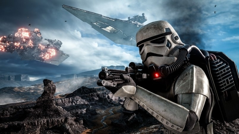 Star Wars Battlefront 2016 Wallpaper