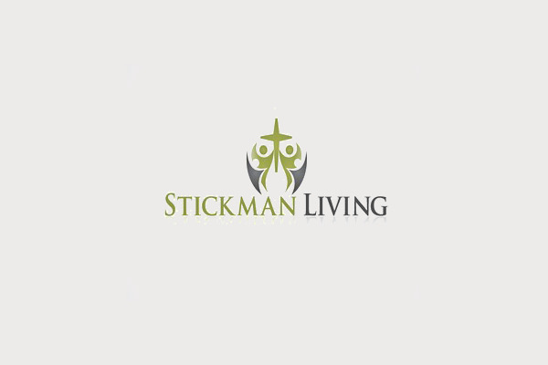 Stickman Living Church Logo