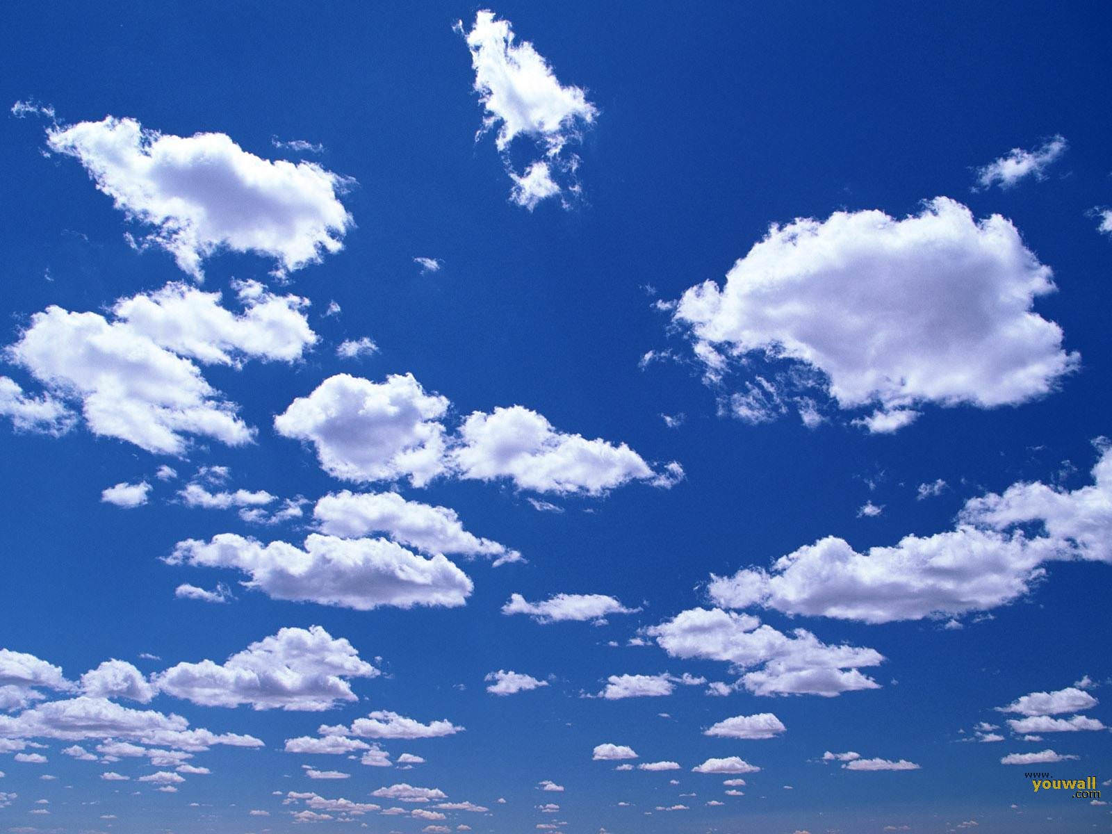 Stunning Cloud Wallpaper