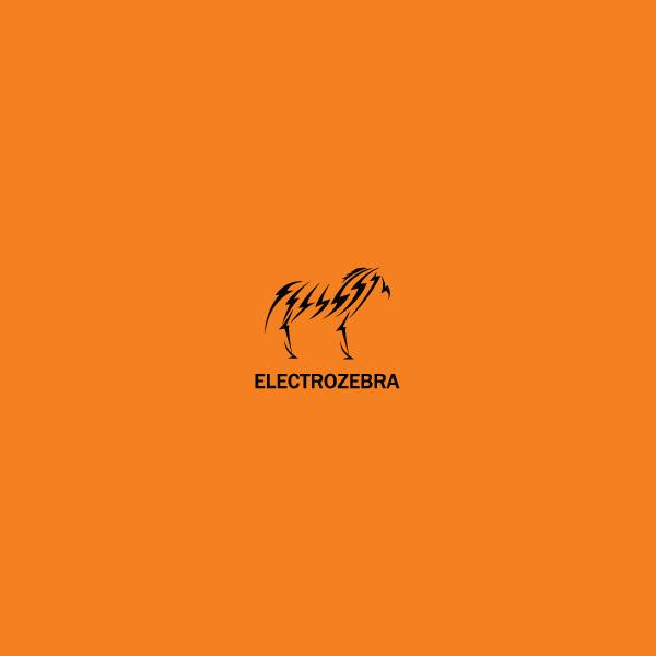 Stunning Electro Zebra Logo