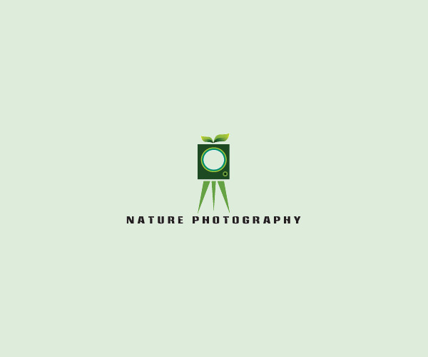 Styling Nature Photography Logo