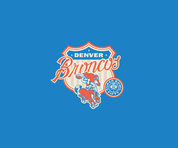 Super Bowl champs logo