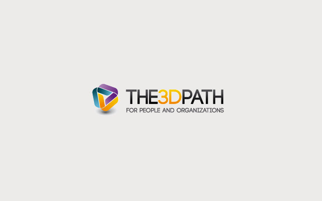 The 3D Path Cube Logo