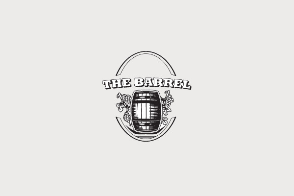 The Barrel Bar Logo For You