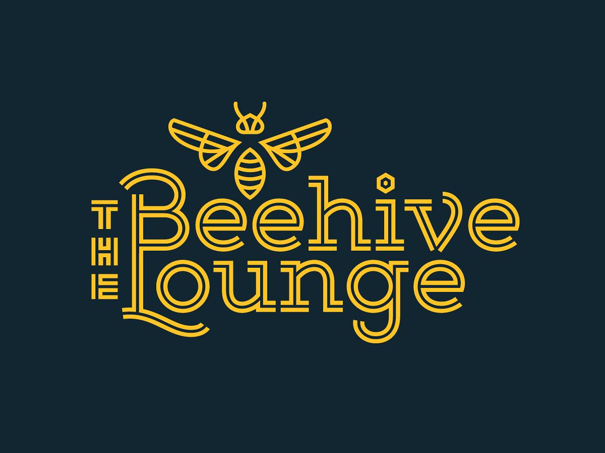 the beehive lounge bar logo