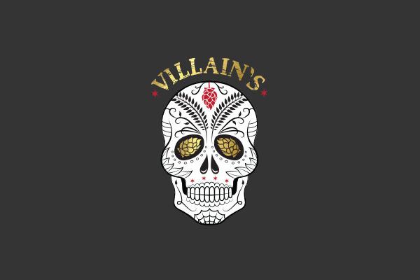the villains bar logo for you