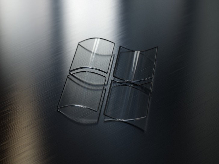 Transparent Windows Wallpaper