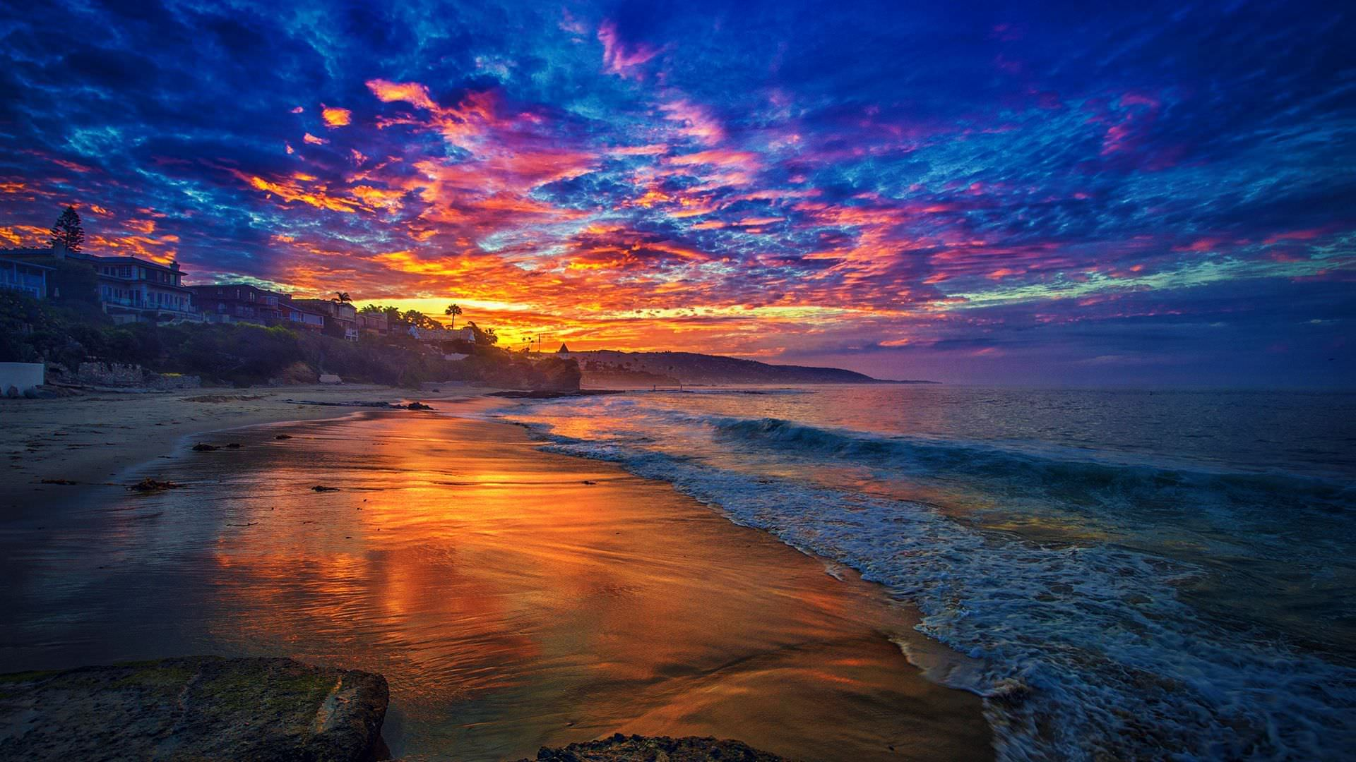 21+ Beach Sunrise Wallpapers, Backgrounds, Images ...