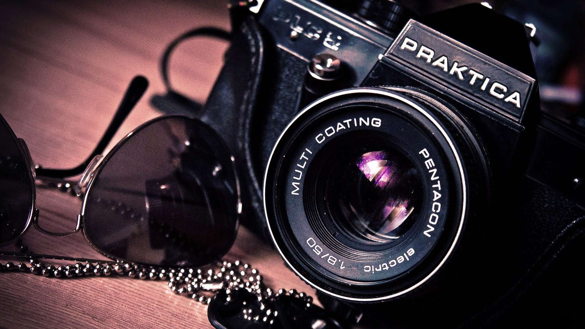 Vintage Camera Wallpaper Download