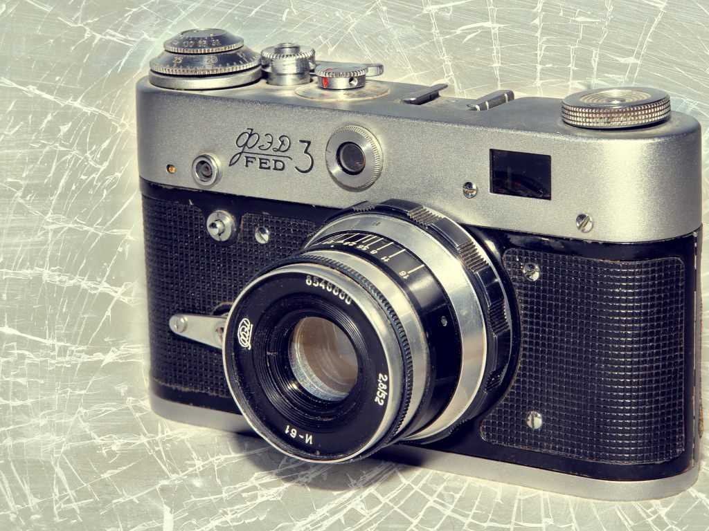 Vintage Camera Wallpaper For Free