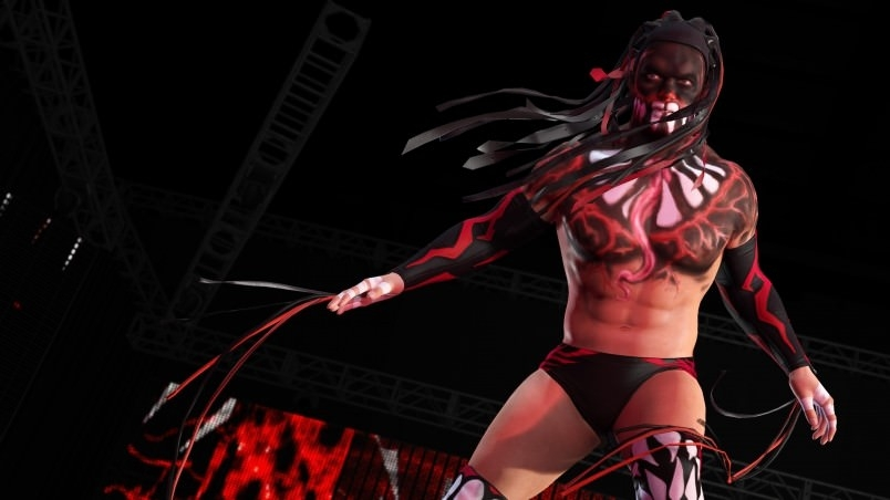 W2K16 Finn Balor Wallpaper