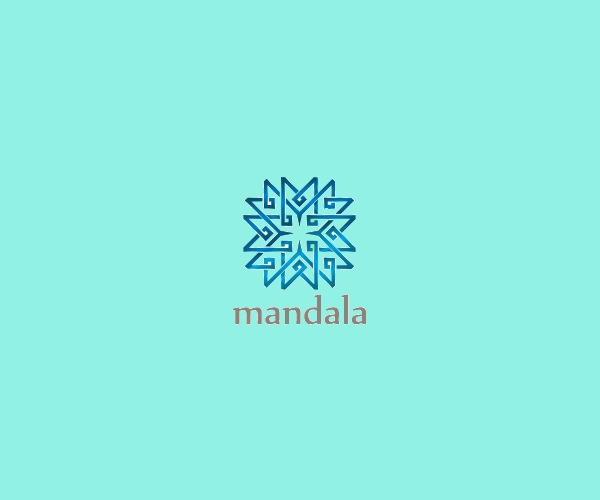 Web Advertising Mandala Logo