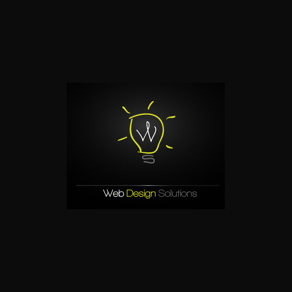 Web design Solutions Logo