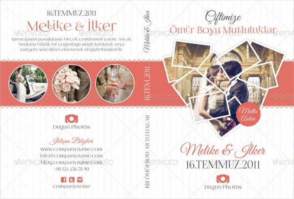 Wedding DVD Packaging