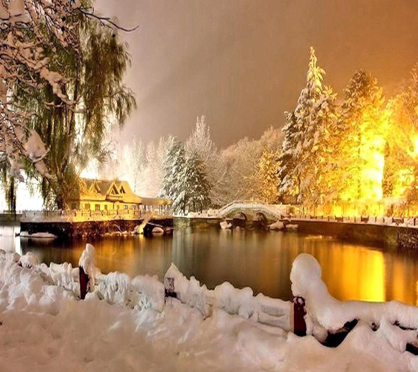 Winter Wallpaper: 21+ Scenery Wallpapers, Nature, Backgrounds, Images