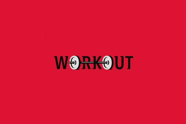 Workout Health Logo For You