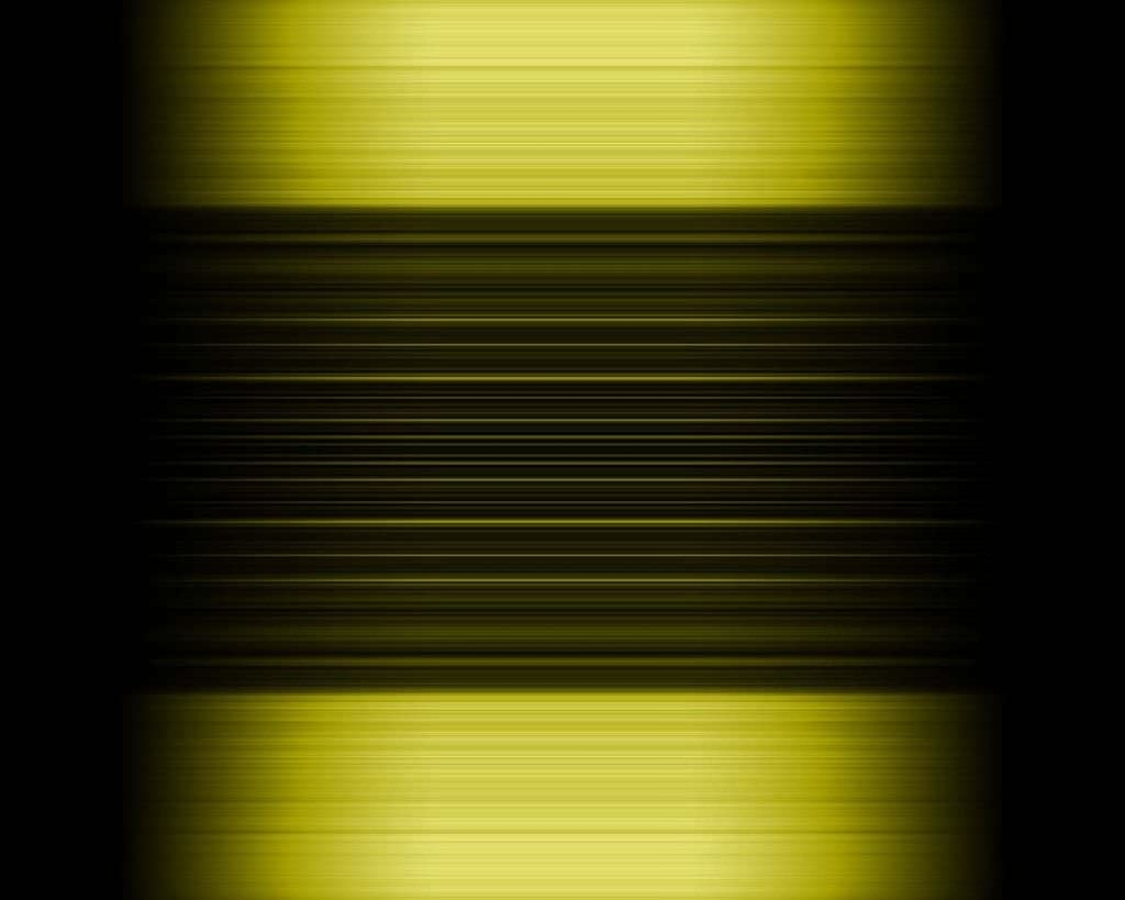 Yellow & Black  Plain Wallpapers