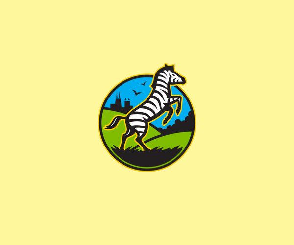 Zebra Logo 5K Event