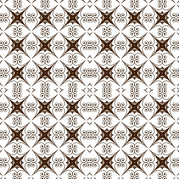 Abstract Seamless Decorative Patterns