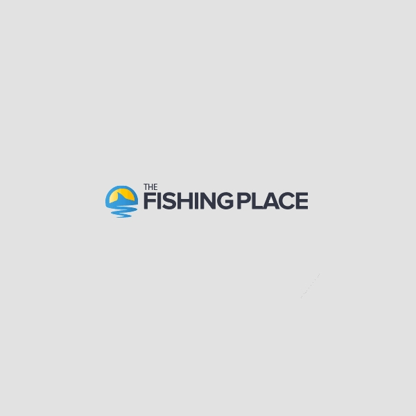 Awesome Fishing Place Logo