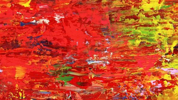 Canvas Paint background Wallpaper