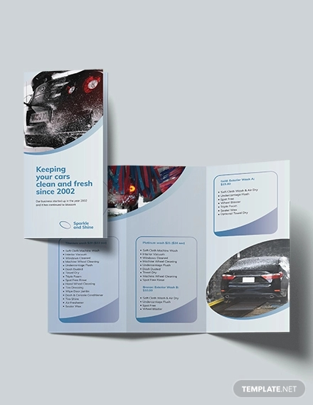 FREE 32+ Car Brochure Designs in PSD Vector EPS InDesign MS Word Apple Pages Publisher