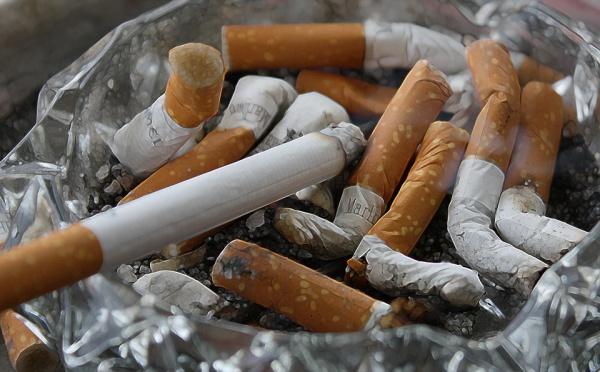 Cigarette Ashtray Smoke Photography