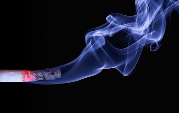Cigarette Burning Smoke Photography
