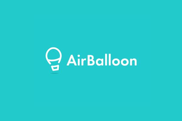 Clever Creative Balloon Logo