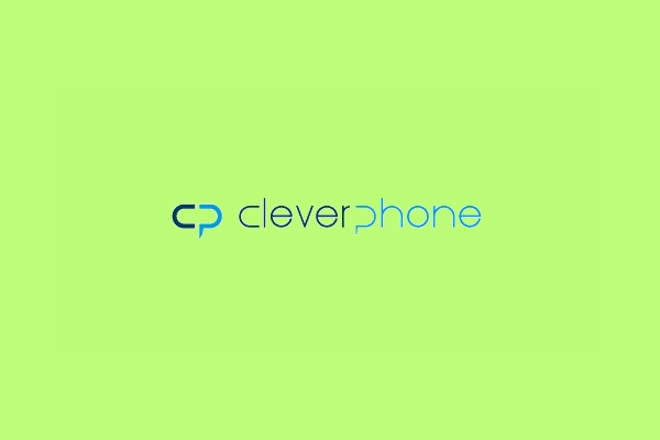 Clever Phone Logo Design