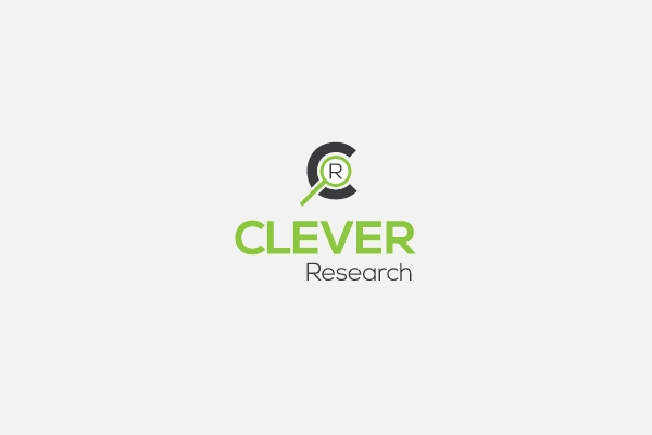 Clever Reearch Logo For You