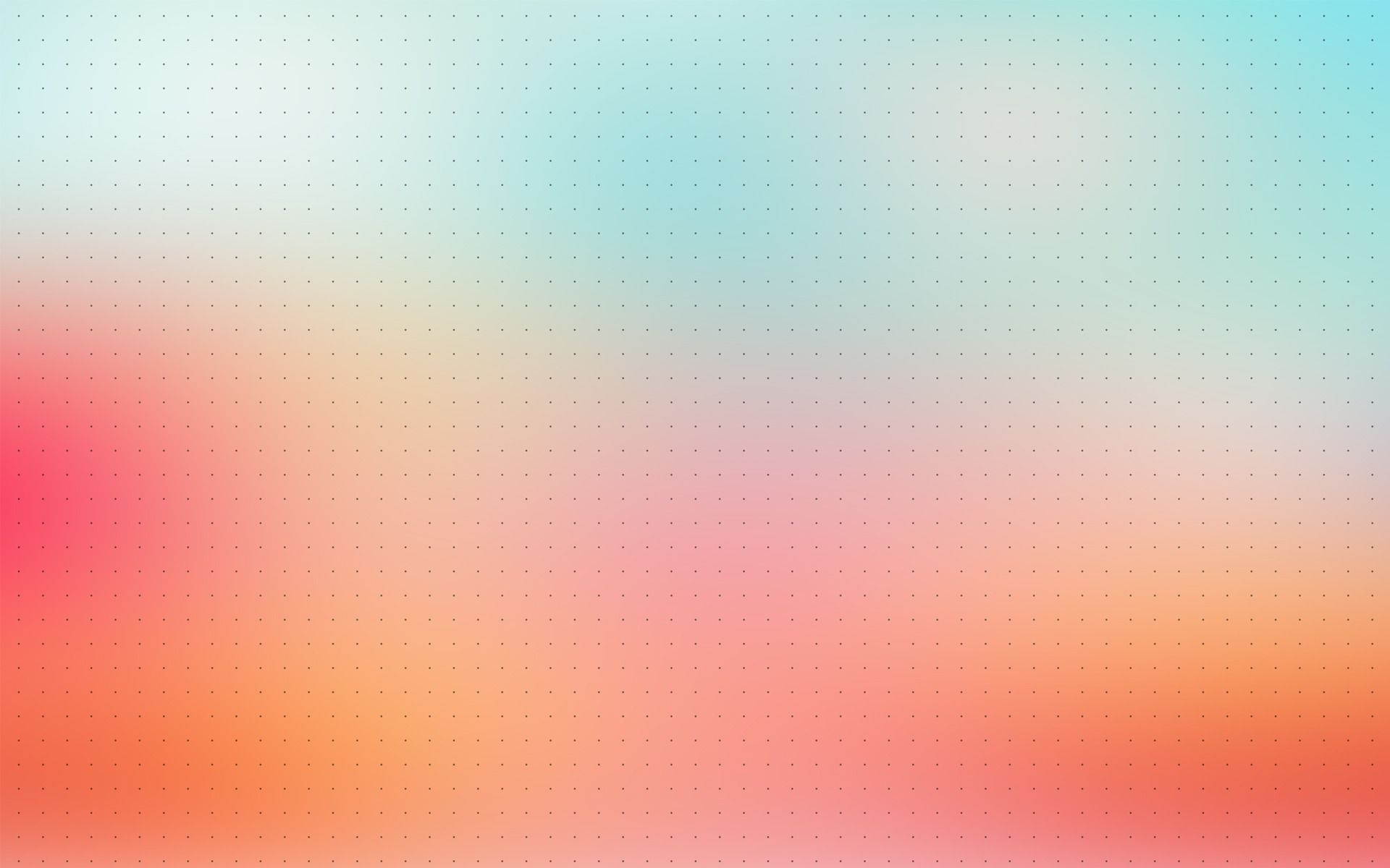 Colourful Gradient Dots Background