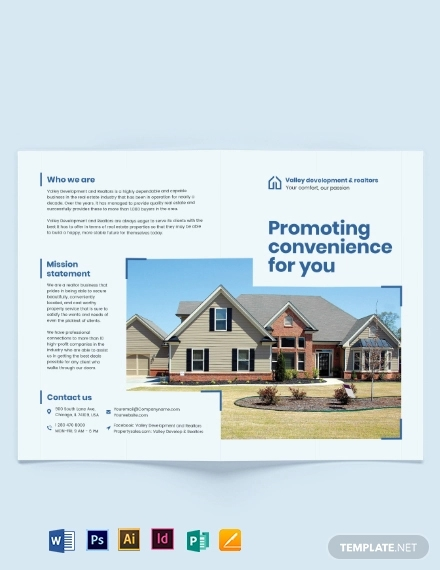 39+ Commercial Brochures - PSD, Vector EPS, JPG Download