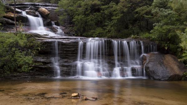Cool Mountain Waterfall Photography