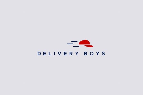Delivery Boys Cap Logo