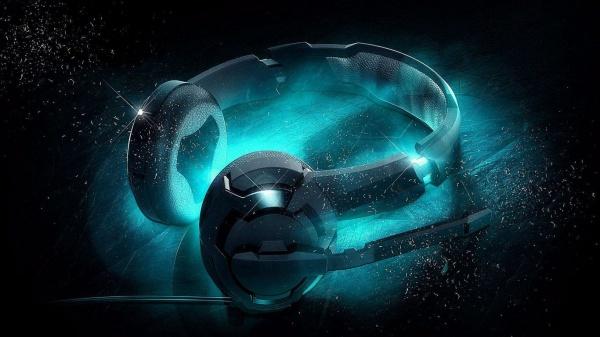 Dj Skull Creative Headphones