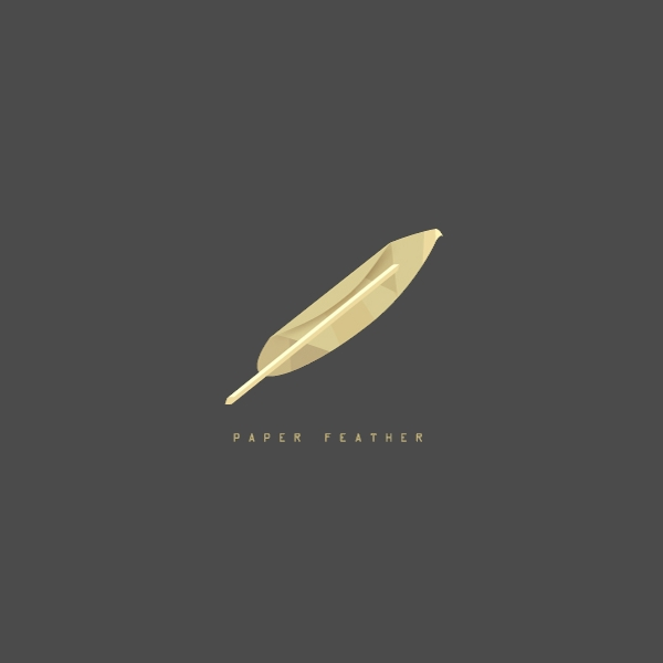 download paper feather logo