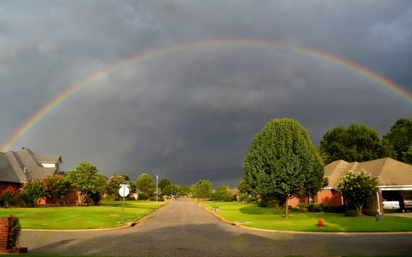 Downlod Rainbow Photography