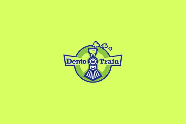 Engine Train Dental Logo
