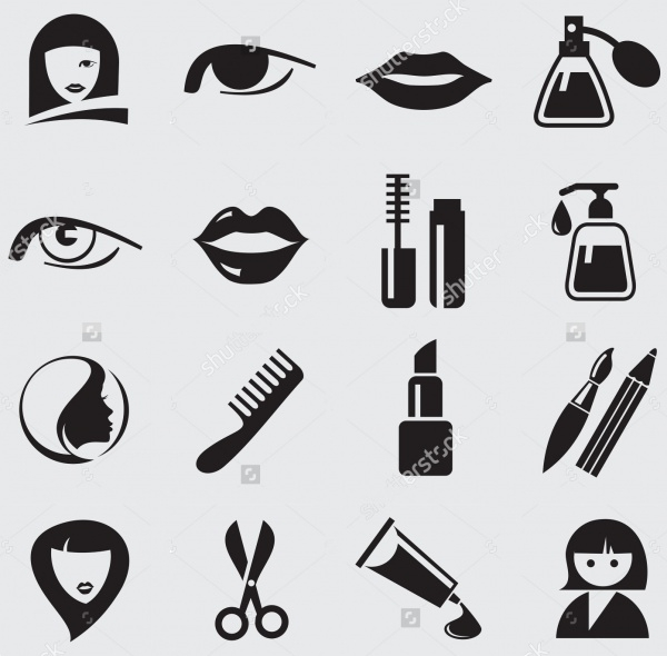 Fantastic Beauty Icons