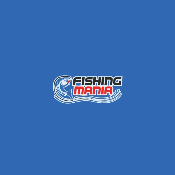 Fishing Mania Sport Logo