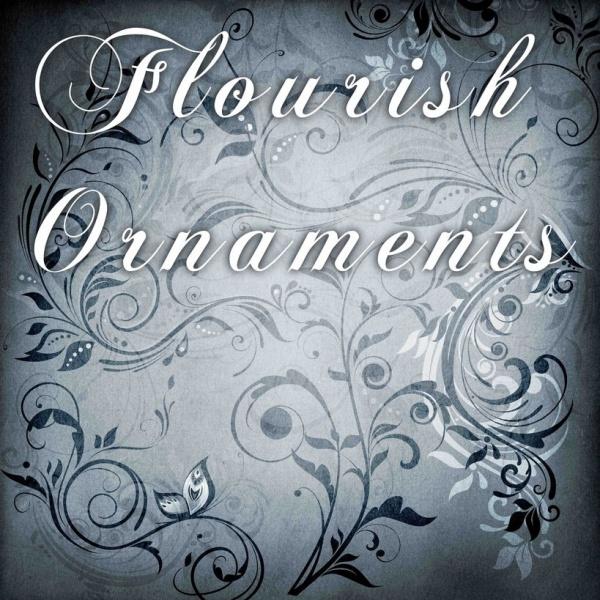 Flourish Ornaments Brushes