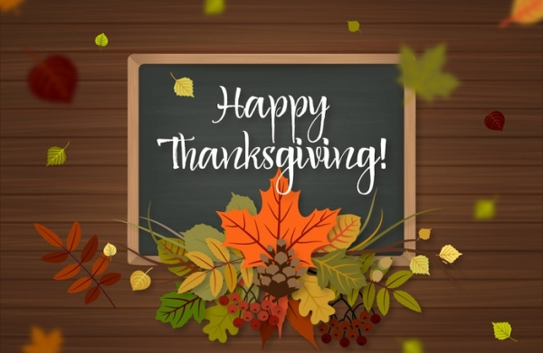 Free Thanksgiving Background Printable