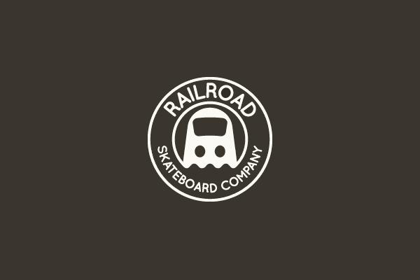 Ghost Train Logo Design