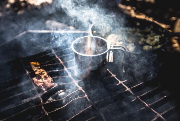 Hot Cofee Cup Smoke Photography